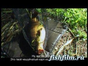 Видео приложение Рыбачьте с нами выпуск 19 март 2011