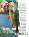 Сборник статей журнала Рыбачьте с нами о ловле окуня