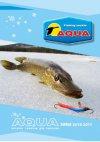 """Рыболовный каталог """"AQUA"""" зима 2010-2011 г"""