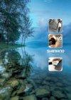 Каталог Shimano 2012 года на русском языке