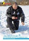 """Рыболовный каталог """"AQUA"""" зима 2011-2012 г"""