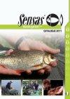 Рыболовный каталог Sensas 2011 г