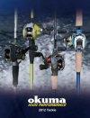 Каталог рыболовных снастей Okuma 2012 г