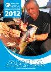 """Рыболовный каталог """"AQUA"""" лето 2012 г"""