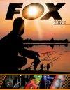 Карповый каталог Fox 2012
