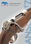 Каталог оружия фирмы Anschutz 2012 г
