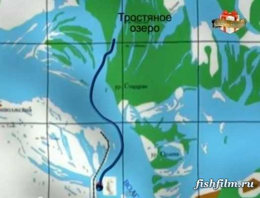 рыболовные озер нижегородской области